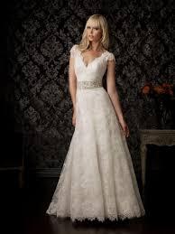 elegant modest lace wedding dresses naf dresses