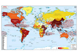 Interactive World Map For Kids by Customized World Maps