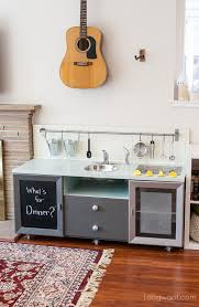 diy play kitchen ideas secrets of how we built our diy play kitchen for under 90