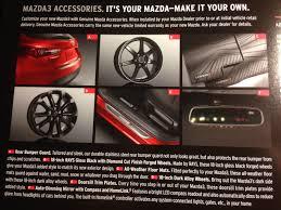 mazda deals 2016 mazda3 accessories oem black rims 2004 to 2016 mazda 3 forum