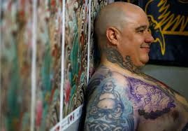 ink lovers defy convention as hundreds of artists celebrate