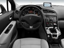 peugeot 3008 2016 interior peugeot 5008 2010 pictures information u0026 specs