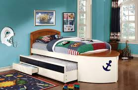Boat Bunk Bed Bedroomdiscounters Novelty Youth Bedroom