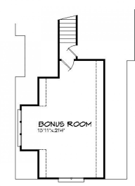 28 3 bedroom floor plans with bonus room 301 moved