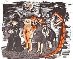 Vintage Halloween Ads The Retro Vintage Scan Emporium Halloween Is Coming