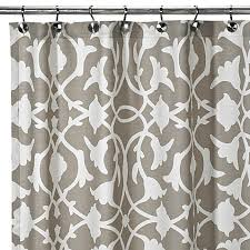 Shower Curtain And Valance Barbara Barry Poetical Shower Curtain Bed Bath U0026 Beyond