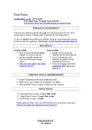 skills based resume template exle resume skills section skill resume sainde org skill