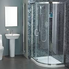 800 Shower Door Atlas Offset Quadrant With One Sliding Door 1100 X 800 Bathstore