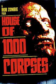 rob zombie halloween clown mask john u0027s horror corner house of 1000 corpses 2003 rob zombie u0027s