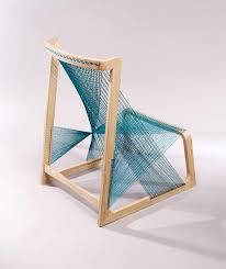 String Chair Silkchair By Alvi Design Design Milk