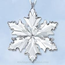 Swarovski Annual Christmas Ornaments First Year by 2014 Annual Snowflake Ornament This Delicate Snowflake Sparkles