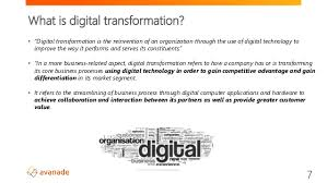 digital transformation with dynamics 365 for operations