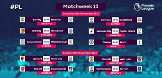 Jadwal Liga Inggris Jadwal Lengkap Pertandingan Liga Inggris Pekan Ini Pojoksatu Id