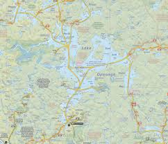 Algonquin Map In Search Of A Moose In Algonquin Park Addicted To Travel