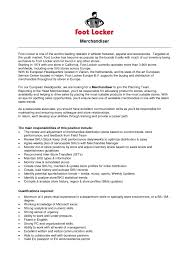 Resume Job Description by Resume Description For Retail Sales Associate