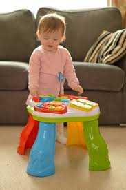 baby standing table toy clementoni activity table toy review boo roo and tigger too
