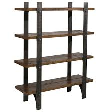 bookcases corner units ideas rustic bookshelf for antique interior storage ideas