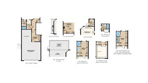 Country Club Floor Plans Bella Casa Floor Plan At Esplanade Golf U0026 Country Club At Lakewood
