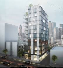 lg development presents plans for 12 storey river north
