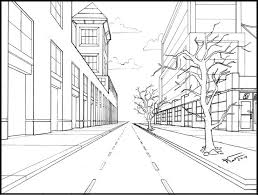 drawn line art linear pencil and in color drawn line art linear