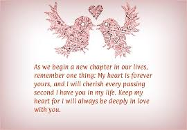 wedding wishes new chapter as we begin a new chapter in our lives remember one thing my