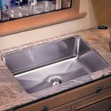 Single Tub Kitchen Sink Large Capacity Stainless Steel Sinks Usa Made By Just