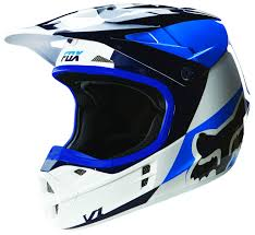fox motocross gear 2014 fox racing v1 mako helmet revzilla