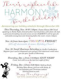 november 2014 harmony
