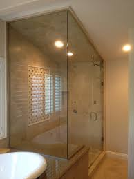 Make Your Own Shower Door Shower Stunning How To Make Steam Shower Images Ideas Into