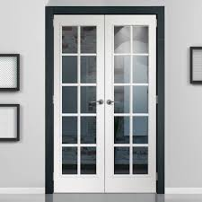 white glass interior doors glass internal double doors choice image glass door interior