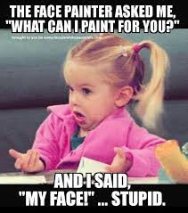 Painter Meme - face painting memes just for fun memes and face