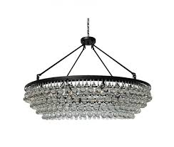 Glass Crystal Chandelier Drops Celeste Extra Large Glass Drop Crystal Chandelier Black U2013 Light