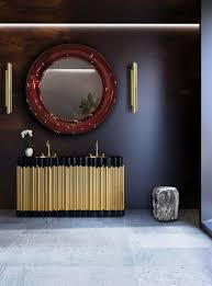 Framed Mirrors For Bathroom by The Most Glorifying Wall Mirrors For Your Bathroom Design
