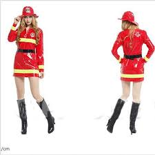 Female Firefighter Halloween Costume Quality Firefighter Halloween Costume Promotion Shop