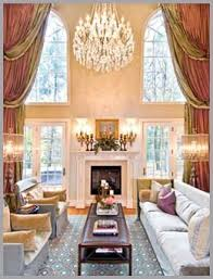 Living Room Drapes Ideas 88 Best 2 Story Drapery Images On Pinterest Window Coverings