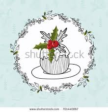 christmas pudding stock images royalty free images u0026 vectors