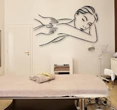 aliexpress com buy massage wall decal massage relaxation