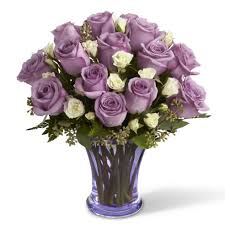 roses delivery purple roses bouquet at send flowers