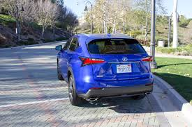 lexus nx interior trunk 2015 lexus nx 200t f sport reviewed u2013 a potent newcomer