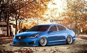 honda accord tuned honda accord sedan modified tuning