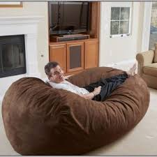 Large Bean Bag Chairs Large Bean Bag Chair Pattern Free Chairs Home Decorating Ideas