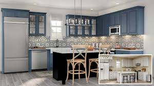 home depot custom kitchen cabinets cost cost to remodel a kitchen the home depot