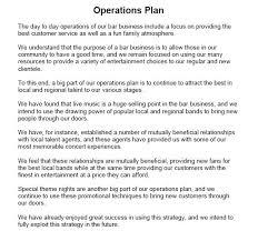 sample operating plan templates radiodigital co