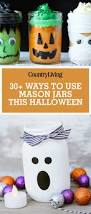 Fun Halloween Crafts - 35 halloween mason jars craft ideas for using mason jars for