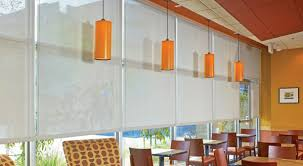 Commercial Window Blinds And Shades Restaurant Shades Restaurant Windows Bb Commercial Solutions