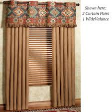 canyon ridge grommet window treatment