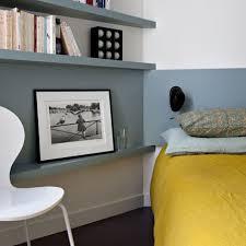 chambre 2 couleurs des murs de couleur dans une chambre mariekke