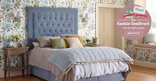 buy uk beds u0026 handmade upholstered headboards online the