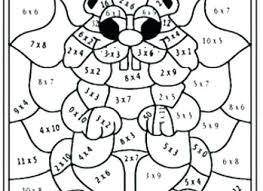 math coloring pages division multiplication coloring page multiplication ng sheet multiplication