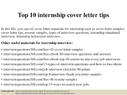 how to cover letter top 10 cover letters pertamini co